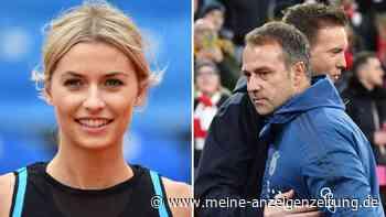 Werden Sie bald Trainer beim FC Bayern, Herr Nagelsmann? RB-Coach bringt plötzlich Lena Gercke ins Spiel