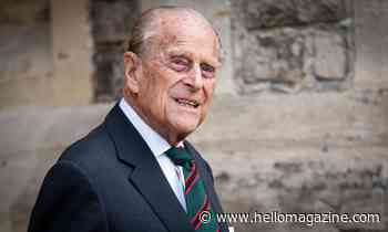 What will happen to Prince Philip's staff after his death