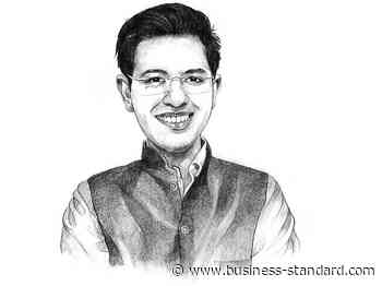 Leave election management, start Covid management: Raghav Chadha to PM - Business Standard
