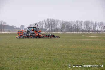 Foto 20 feb Nieuwsfoto's: Het voorjaar hangt in de lucht - Boerderij