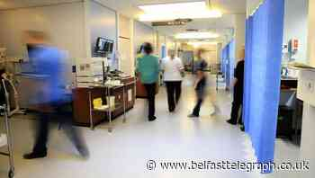 Huge patient care backlog 'could take take up to five years to clear'