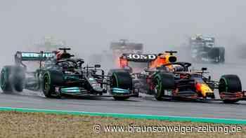 Formel 1: Verstappen gewinnt Imola-Chaos - Vettel mit Defekt