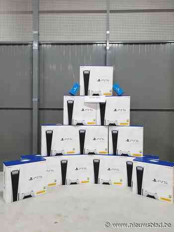Fel begeerde Playstations online geveild voor 20.000 euro. Maar koper blijkt niet echt...