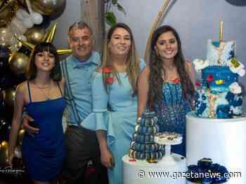 Sweet Sixteen de Isabela Castilho - Gazeta Brazilian News