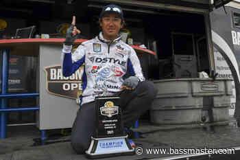 Dreams come true for Aoki with Douglas Lake win