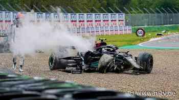 Wildes Regenrennen der Formel 1: Rote Flagge nach Crash, Verstappen fährt davon, Hamilton zaubert