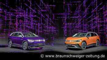 Volkswagen will bei E-Autos in China aufholen - Premiere des ID.6