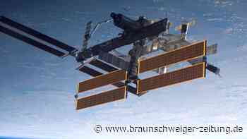 Raumfahrt: Raumstation ISS droht Ende schon ab 2025