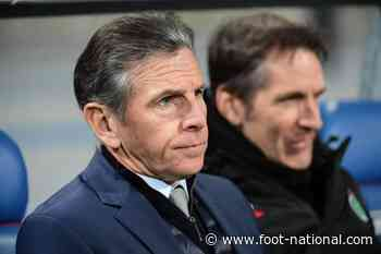 "Claude Puel (ASSE) : ""On méritait au moins un point"""