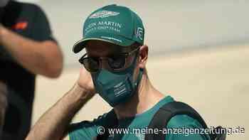 Formel 1: Chaos-Rennen in Imola - Vettel erlebt nächstes Drama