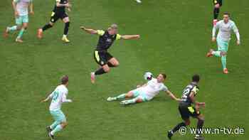 Dortmund holt im Kampf um CL auf: Haaland beendet Torflaute zur optimalen Zeit