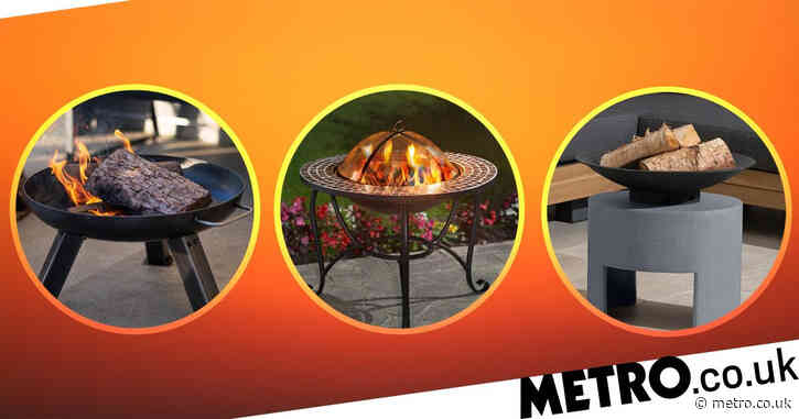 10 of the best fire pits to buy now for under £100