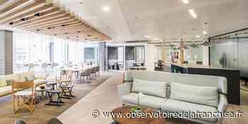 IWG : un nouveau centre Regus ouvre à Levallois-Perret - Observatoire de la Franchise