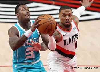 Hornets Return Home to Host Visiting Trail Blazers