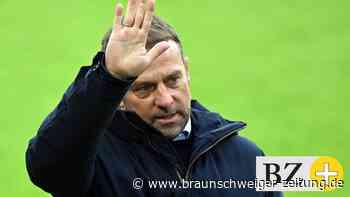 FC Bayern München: Aus bei den Bayern: Hansi Flick bahnt sich den Weg zum DFB