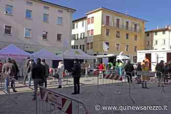 Screening di massa, è il giorno di Terranuova - Qui News Arezzo