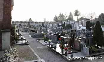 Apre e danneggia tomba al cimitero - La Prealpina