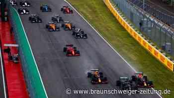 Chaosrennen von Imola - Verstappen siegt vor Hamilton