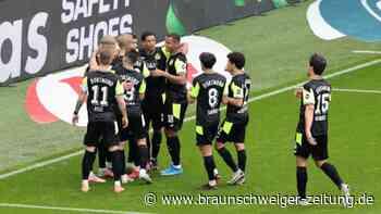 4:1-Sieg über Bremen: BVB bewahrt CL-Chance