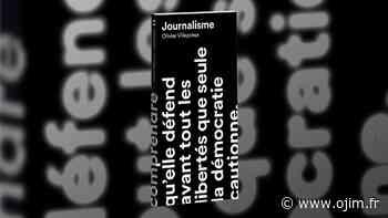 Parution : Journalisme, d'Olivier Villepreux, aux Éditions Anamosa - Observatoire des Journalistes et de l'Information Médiatique