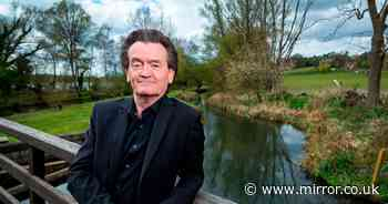 Eco warrior Feargal Sharkey fighting to save Britain's 'poisoned' rivers