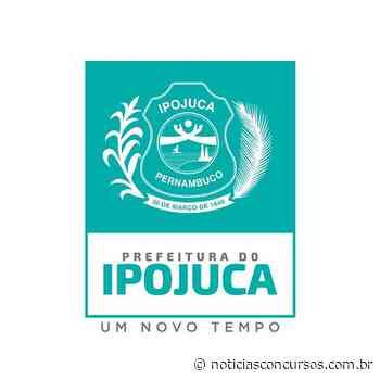 Concurso Prefeitura Municipal de Ipojuca PE tem novo cronograma - Notícias Concursos
