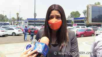 Denuncia aspirante a alcaldesa de Zacapu violencia política en su contra - Quadratín - Quadratín Michoacán