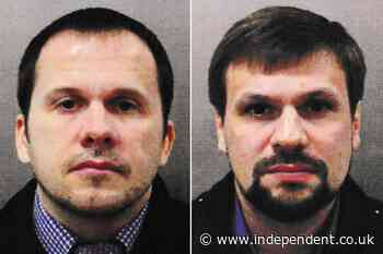 UK 'stands with' Czech Republic over hunt for pair using names of Skripal poisoning suspects