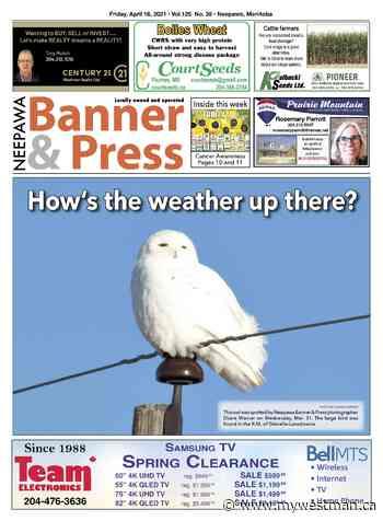 Friday, April 16, 2021 Neepawa Banner & Press - myWestman.ca