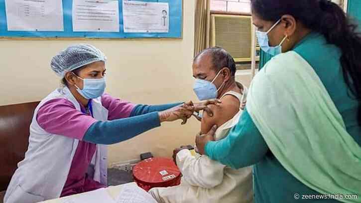 Lockdowns, curfews should not effect COVID-19 vaccination drive, Centre tells states