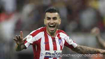 Primera Division: Atletico Madrid festigt Spitzenposition - 5:0 gegen Eibar