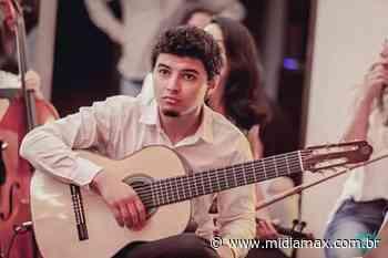 Jorge Caceres: o músico de Campo Grande que passou de aluno a maestro em projeto social - Jornal Midiamax