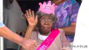 Ford hinterlässt 288 Nachfahren: Ältester Mensch der USA stirbt mit 116