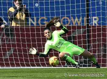 """Louise van den Bergh (OHL) na stunt tegen Anderlecht: """"Grote ontlading"""""""
