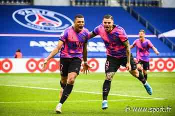Mbappé et Icardi sauvent le PSG contre l'AS Saint-Étienne - Sport.fr