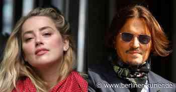 Johnny Depp will Amber Heard als Lügnerin darstellen - mit Hilfe der Polizei - Berliner Kurier