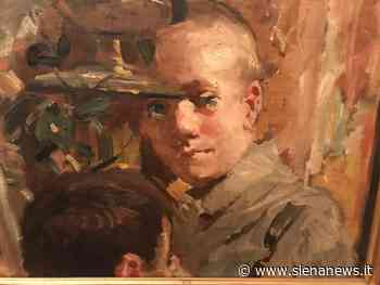 Torna a Siena dipinto di Arturo Viligiardi. In arrivo una mostra sul purismo senese? - Siena News