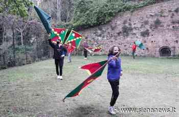 Rullo dei tamburi e fruscio delle bandiere, Siena respira aria di normalità - Siena News