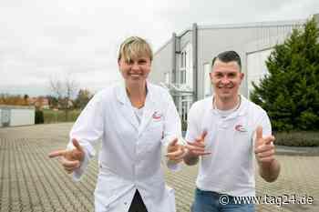 Diese beiden suchen Unterstützung für Ihr Team in Ottendorf-Okrilla - TAG24