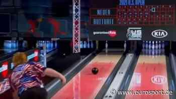 Bowling - Sensationeller 7-10 Split: Teenager Andy Neuer lässt Kommentatoren ausrasten - Eurosport DE