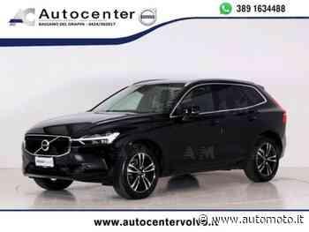 Vendo Volvo XC60 D4 AWD Geartronic Business usata a Bassano del Grappa, Vicenza (codice 8949059) - Automoto.it