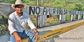 Instalan retén comunitario en Paso de la Reina - El Imparcial de Oaxaca