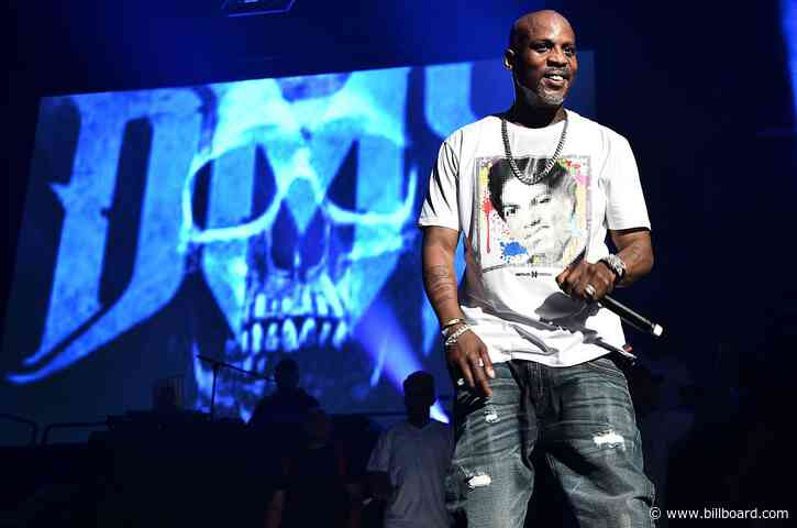 DMX's 'The Best of DMX' Soars 73-2 on Billboard 200 Albums Chart
