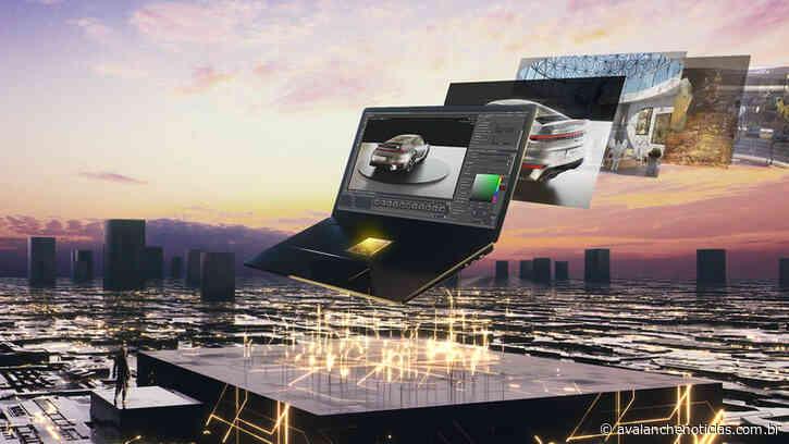 Nvidia apresentou cartões de vídeo móveis profissionais em Ampere e Turing - Avalanche Noticias