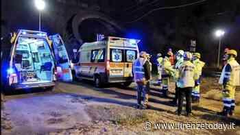 Treni: emergenza sulla linea Lastra a Signa - Montelupo Fiorentino, ma è un'esercitazione / FOTO - FirenzeToday