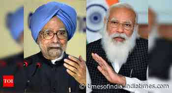 Manmohan Singh offers PM 5-point Covid fight plan