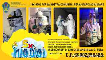 Misericordia San Casciano in Val di Pesa, nasce un nuovo servizio di consulenza legale - gonews