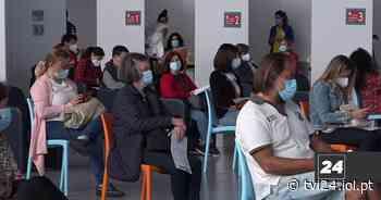 """""""Não custou nada"""": professores foram vacinados em Vila Nova de Gaia - TVI24"""