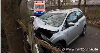 Unfall: Unfall in Garrel fordert zwei Schwerverletzte - Nordwest-Zeitung