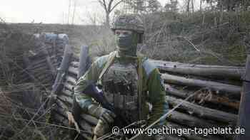 """Ostukraine-Konflikt: Europapolitiker fordern """"unmissverständliche Botschaft"""" an Putin"""